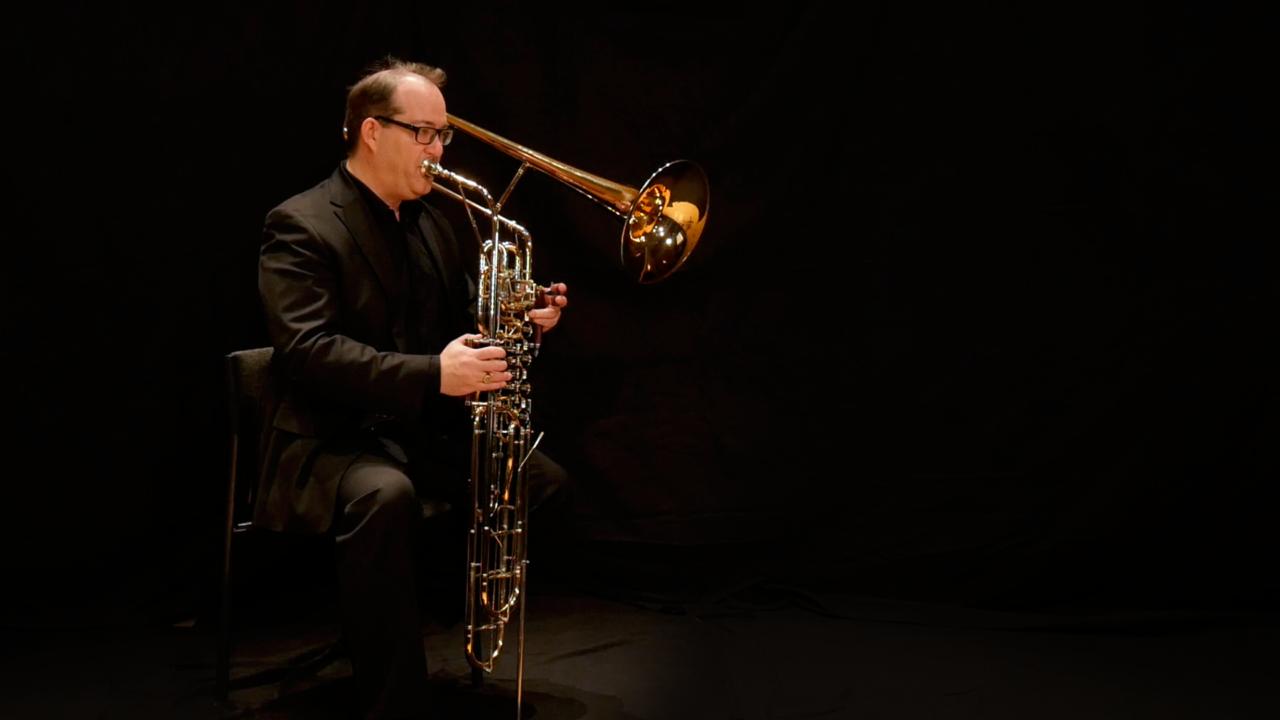 Dave Kutz Lätzsch Cimbasso Performing Artist